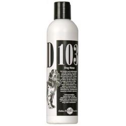D103 Dog rinse
