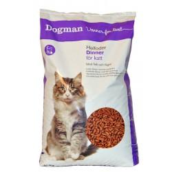 Dinner for katt