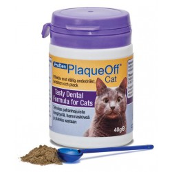 PlaqueOff Cat