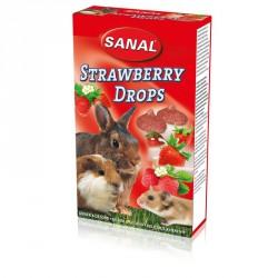 Strawberry Drops