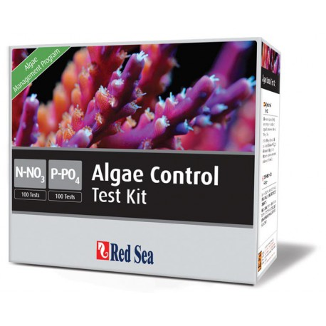 Algae Control Test Kit