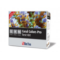 Reef Colors Pro Test Kit