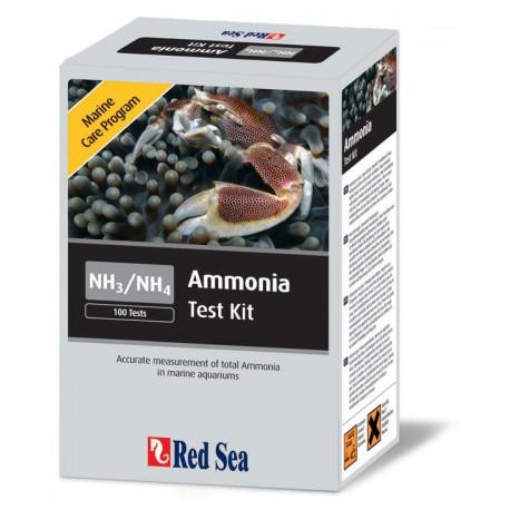 MCP Ammonia Test