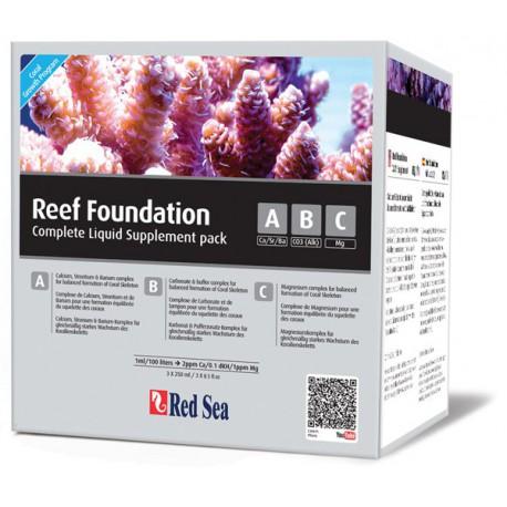 Reef Foundation 3x250ml