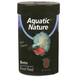 Betta food excel color