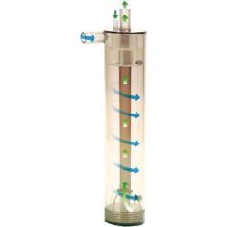 Tornado CO2+O3 reaktor
