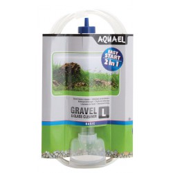 Gravel & Glass Cleaner L 33cm
