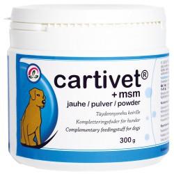 Pulver, Cartivet + MSM