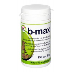 B-Max vitamintilskudd