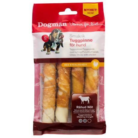 Tyggepinner 4-pack