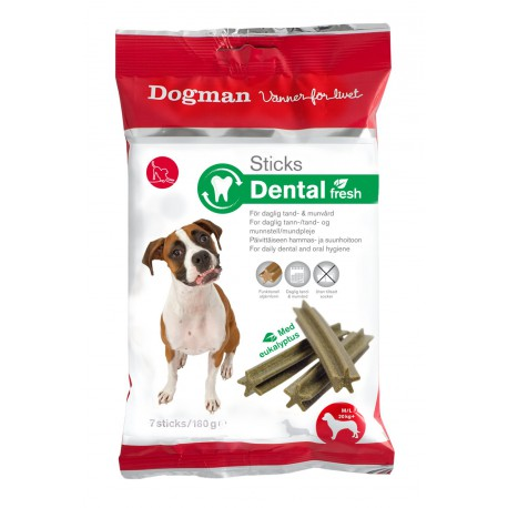 Sticks Dental Fresh 7-p