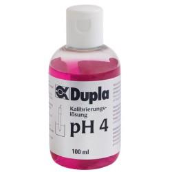 Dupla calibration pH4