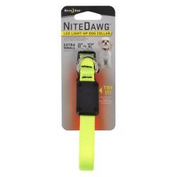 Nite Dawg Neon LED halsbånd