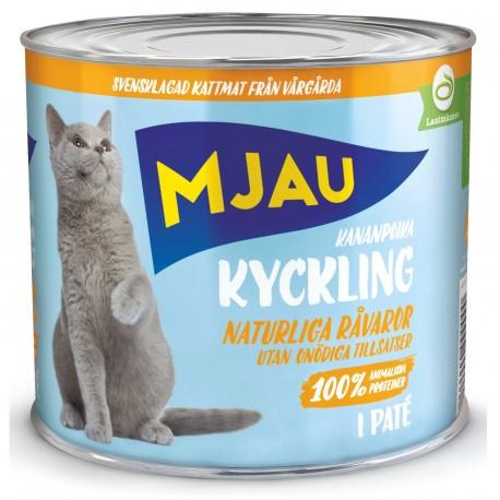 Mjau Kylling