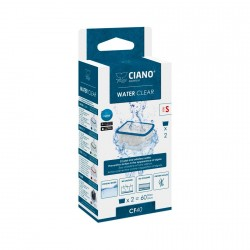 Filterkassett Water Clear 2st