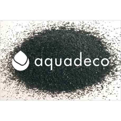Akvariegrus glansig svart