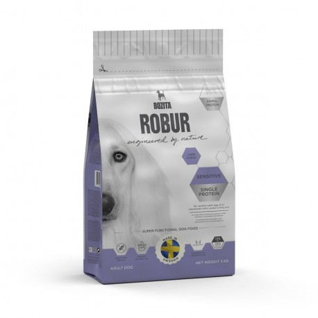 Robur Sensitive Single Protein