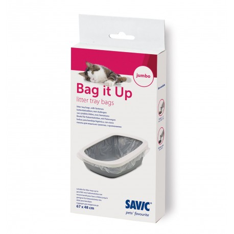 Bag it up poser 12-pack