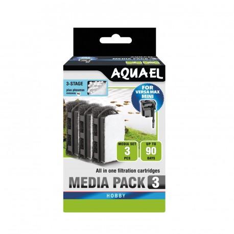 Media 3-pack FZN Mini