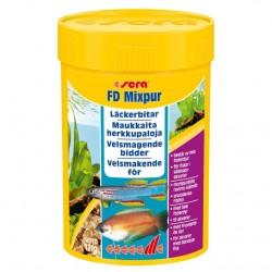 Sera FD mixpur fiskefôr