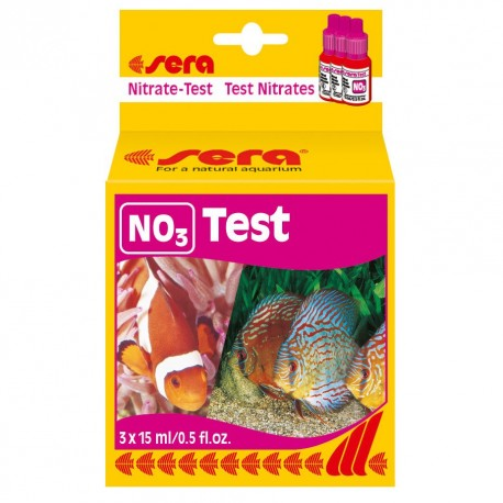 Sera nitrate-Test NO3