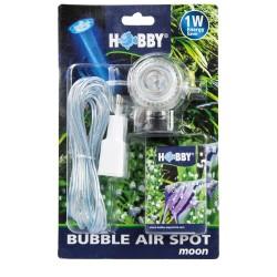 LED belysning med syrebobler