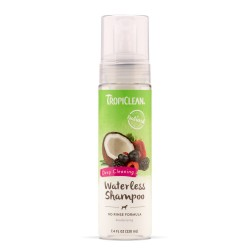 Tropiclean Waterless schampo D