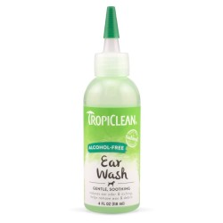Tropiclean EarWash alcoholfree