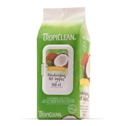 Tropiclean HypoAllergenicWipes