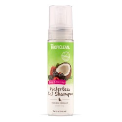 Tropiclean Waterless schampo