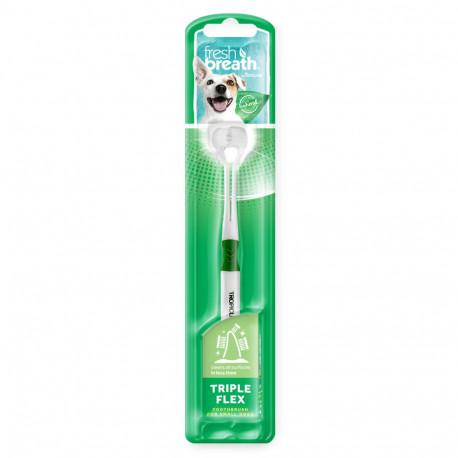Fresh Breath TripleFlex toothb