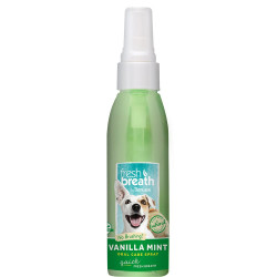 Oral Care Spray Vanilla Mint