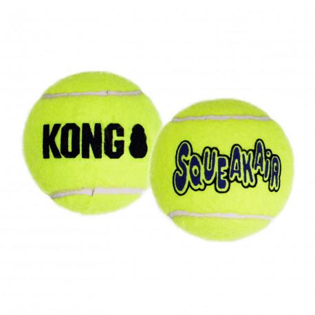 Squeaker tennisball