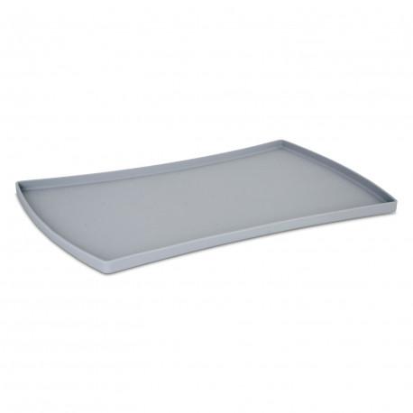 Underlägg soft Steel