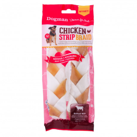 Chicken Strip Braid 2-pack