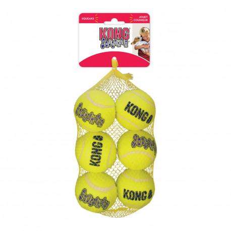 Squeakair tennisball 6-pack