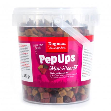 Pep Ups Mini Hearts