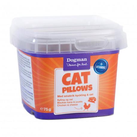 Cat Pillows kylling/ost