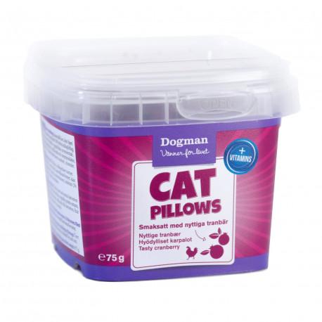 Cat Pillows kylling/tranebær