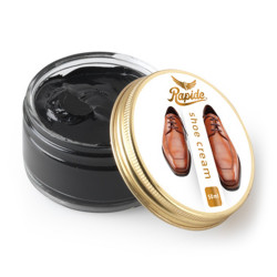 Shoe cream black