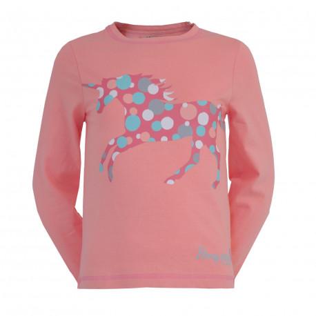 Långärmad t-shirt Pony pals