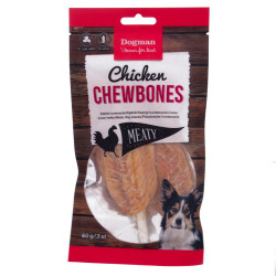 Chicken Chewbones 3 st