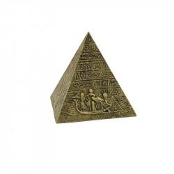 Dekor Gyllene Pyramid