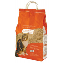 Cats own choice 20 liter pellets strø 100% presset trefiber