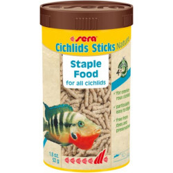 Cichlids Sticks Nature