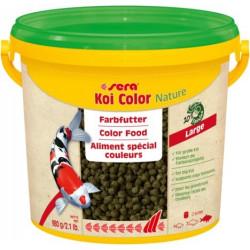 Koi Color pellets