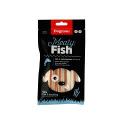 Fisk og kyllingstrips