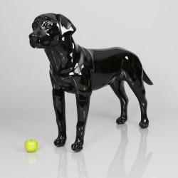 Skiltdukke hund Labrador